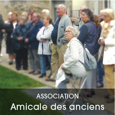 Associations amicale des anciens 01