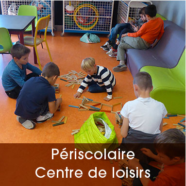 Periscolaire Centre Loisirs 01